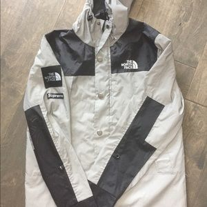 North face supreme men'Medium jacket